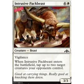 Intrusive Packbeast FOIL