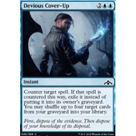 Devious Cover-Up FOIL