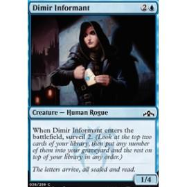 Dimir Informant FOIL