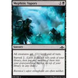 Mephitic Vapors FOIL