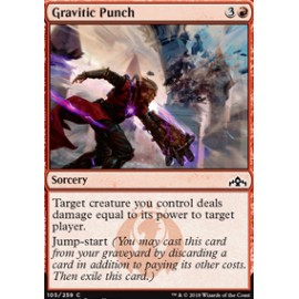 Gravitic Punch FOIL