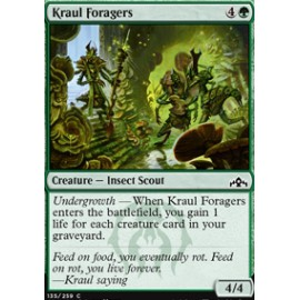 Kraul Foragers FOIL