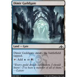Dimir Guildgate FOIL