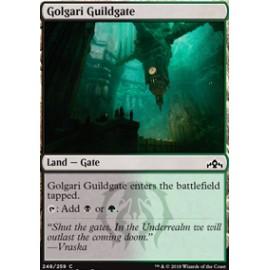 Golgari Guildgate FOIL