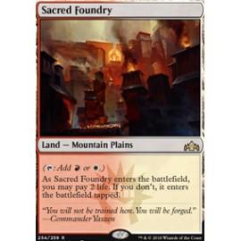 Sacred Foundry FOIL
