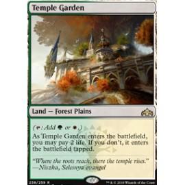 Temple Garden FOIL