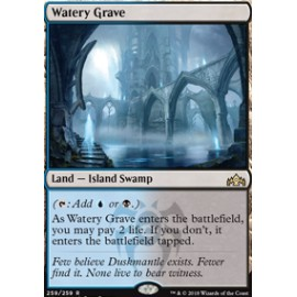 Watery Grave FOIL