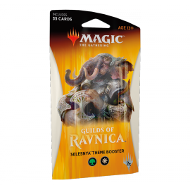 Theme Booster Guilds of Ravnica - Selesnya [PREORDER]