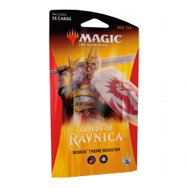Theme Booster Guilds of Ravnica - Boros [PREORDER]