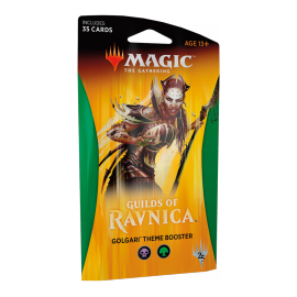 Theme Booster Guilds of Ravnica - Golgari [PREORDER]