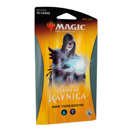 Theme Booster Guilds of Ravnica - Dimir [PREORDER]