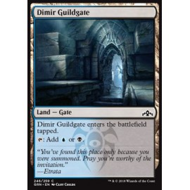 Dimir Guildgate (version 2)