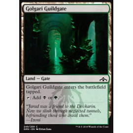 Golgari Guildgate (version 2)