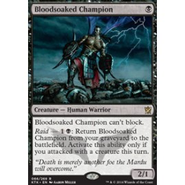 Bloodsoaked Champion