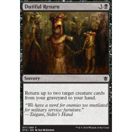 Dutiful Return