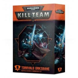 Kill Team: Torrvald Orksbane Commander Set
