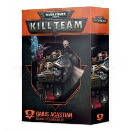 Kill Team: Gaius Acastian Deathwatch Commander Set