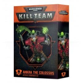 Kill Team: Feodor Lasko Astra Militarum Commander Set