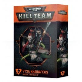 Kill Team: Vysa Kharavyxis Drukhari Commander Set