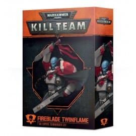 Kill Team: Fireblade Twinflame T'au Empire Commander Set