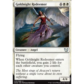 Goldnight Redeemer