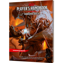 Dungeons & Dragons: Player's Handbook (Podręcznik Gracza) [PRZEDSPRZEDAŻ]