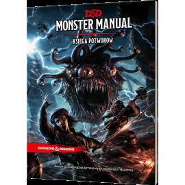 Dungeons & Dragons: Monster Manual (Księga Potworów) [PRZEDSPRZEDAŻ]