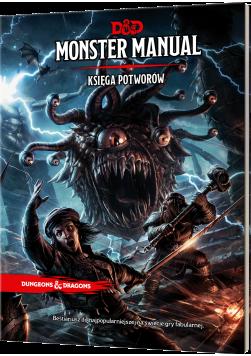 Dungeons & Dragons: Monster Manual (Księga Potworów)