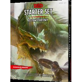 Dungeons & Dragons: Starter Set (Zestaw Startowy) [PRZEDSPRZEDAŻ]