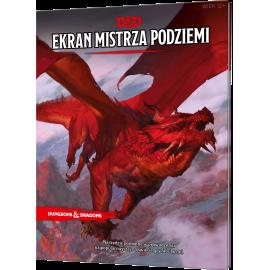 Dungeons & Dragons: Ekran Mistrza Podziemi [PRZEDSPRZEDAŻ]