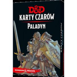 Dungeons & Dragons: Karty czarów - Paladyn [PRZEDSPRZEDAŻ]