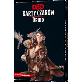 Dungeons & Dragons: Karty czarów - Druid [PRZEDSPRZEDAŻ]