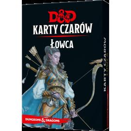 Dungeons & Dragons: Karty czarów - Łowca [PRZEDSPRZEDAŻ]