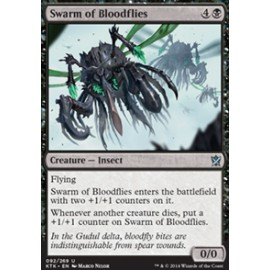 Swarm of Bloodflies
