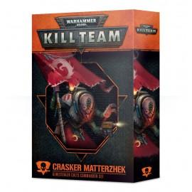Kill Team: Crasker Matterzhek Commander Set
