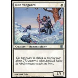 Elite Vanguard (Duel Decks: Elspeth vs. Tezzeret)