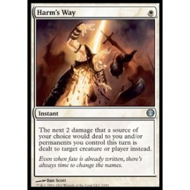Harm's Way (DD: Knights vs. Dragons)