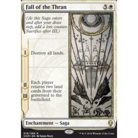 Fall of the Thran FOIL