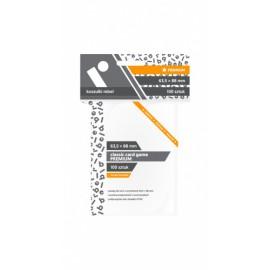 "Koszulki Rebel (64x88 mm) ""Classic Card Game Premium"" - 100 sztuk"