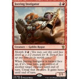 Jeering Instigator