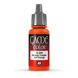 Vallejo Game Color 72009 Hot Orange