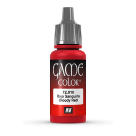 Vallejo Game Color 72010 Bloody Red