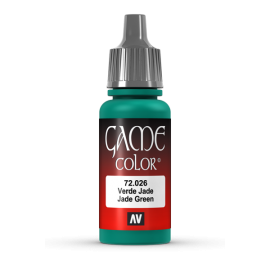 Vallejo Game Color 72026 Jade Green
