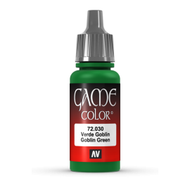 Vallejo Game Color 72030 Goblin Green