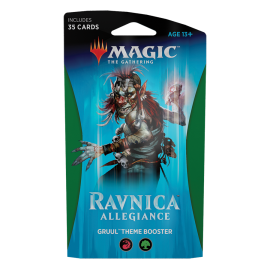 Theme Booster Guilds of Ravnica - Gruul [PREORDER]