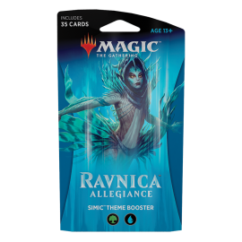 Theme Booster Guilds of Ravnica - Simic [PREORDER]