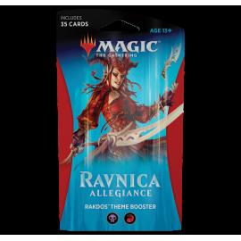 Theme Booster Guilds of Ravnica - Rakdos [PREORDER]