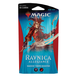 Theme Booster Guilds of Ravnica - Rakdos [PREORDER]