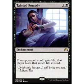 Tainted Remedy