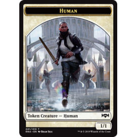 Human 1/1 Token 001 - RNA